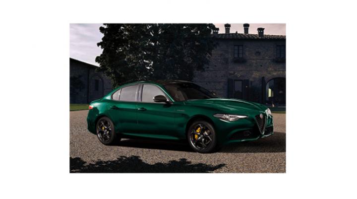 ジュリア ヴェローチェの限定車「ヴィスコンティ エディション」が登場